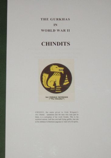The Gurkhas in World War II - Chindits